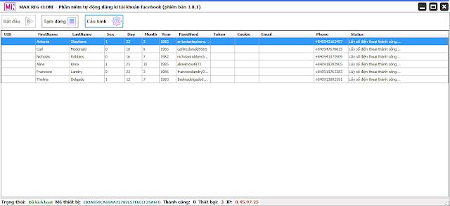 Tool Max Reg Clone Version 3.8.1 Of Minsoftware Free Chưa Fix - Fix Lỗi Trình Duyệt