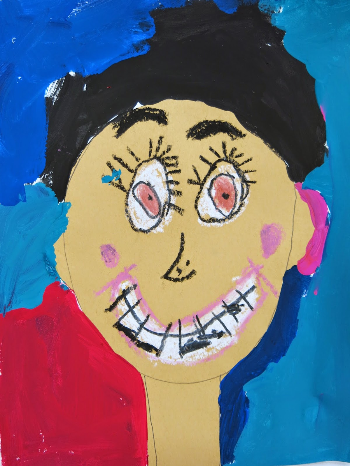 cassie stephens self portrait lessons