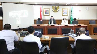 BKSP DPD RI Bahas Pengembangan Kerja Sama dengan Dubes Arab Saudi