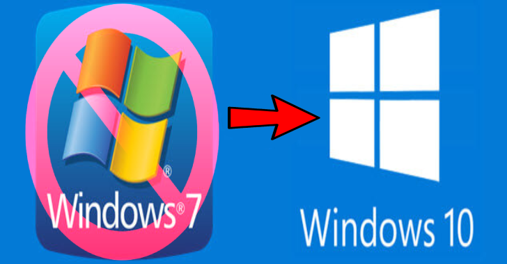 From January 2020 Windows 7 Users Get Full-Screen Windows 10 Upgrade Prompts