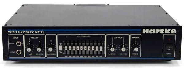Amplificador de Bajo Hartke HA3500