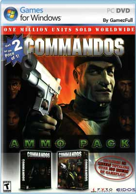 Commandos Ammo Pack PC [Full] Español [MEGA]