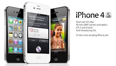 Daftar Harga Apple iPhone 4S Terbaru 2013