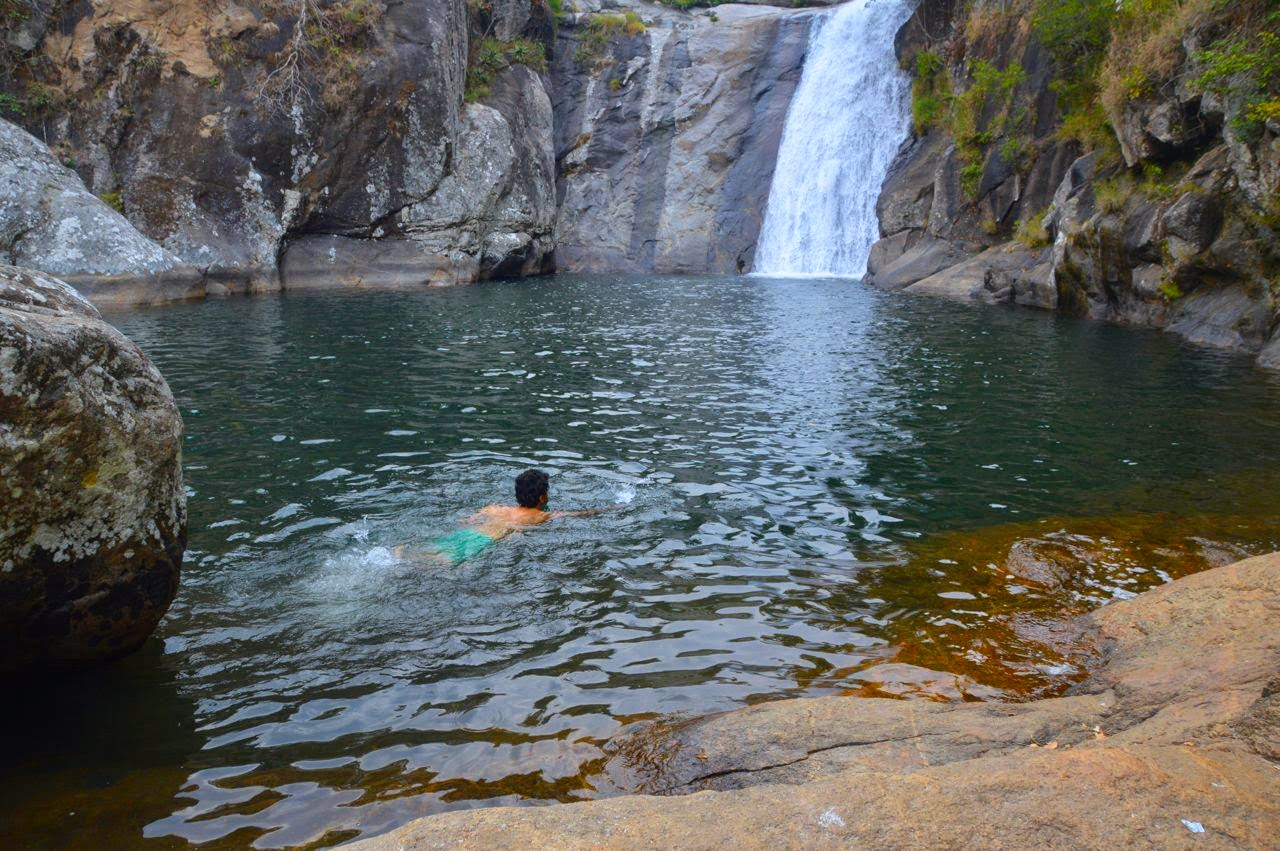 mount mulanje trekking likhubula waterfall swimming