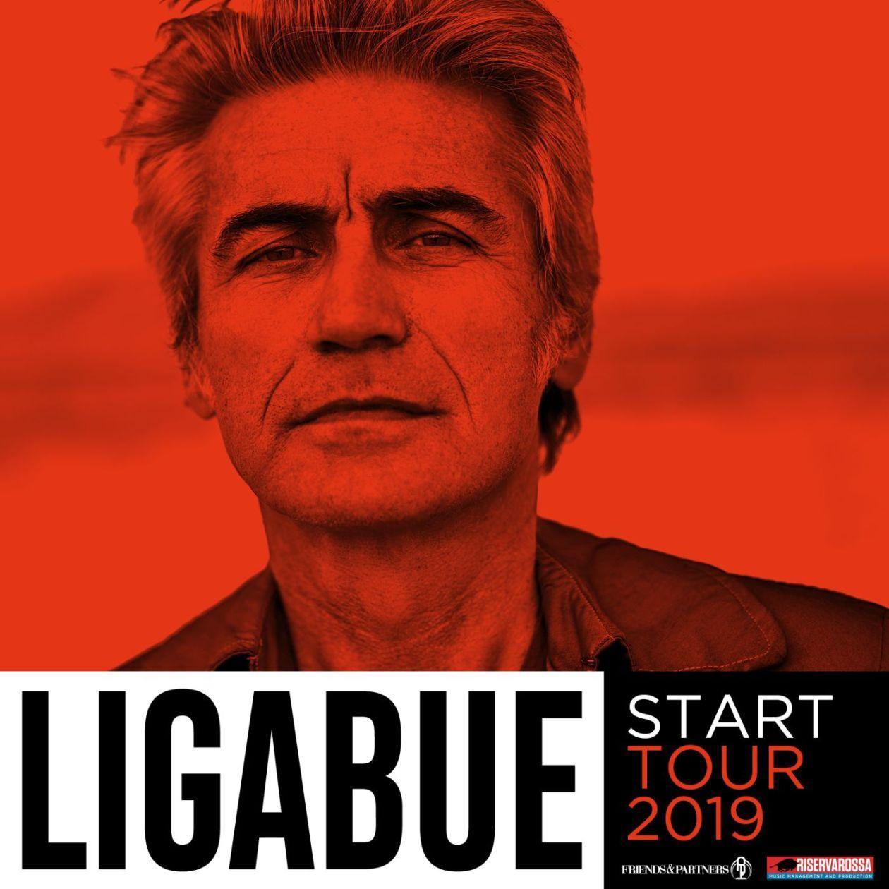 Ligabue: nuovo singolo e video Polvere di stelle, biglietti del tour