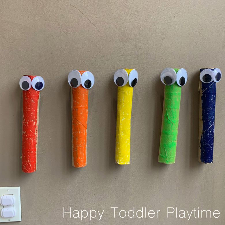 feed the caterpillars spring activity for kids