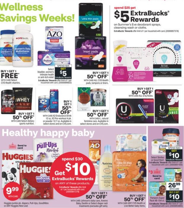 CVS Weekly Ad Preview 2-14-2-20