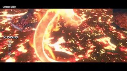 Martial Universe Season 2 Episode 9 English Sub