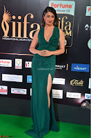 Laxmi Rai in a Deep neck Beautiful Green Gown Cute Actress Laxmi Rai ~  016.JPG