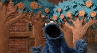 watch Sesame Street C is for Cookie Monster