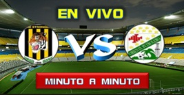 Oriente vs The Strongest en vivo