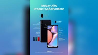 Harga Hp Samsung Galaxy A10s