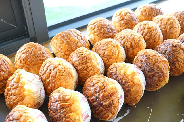 DSC06168 - 梧棲麵包店│從騎三輪車擺攤沿街叫賣到開店面的三輪車麵包坊