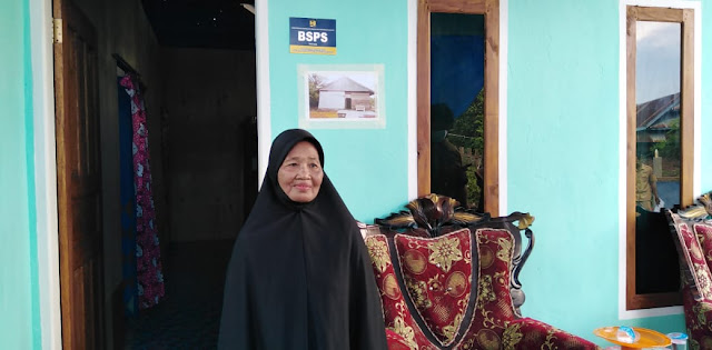 Tak Lagi Khawatir Saat Hujan, Ratna Warga Sinjai Utara Kini Tempati 'Rumah Baru'