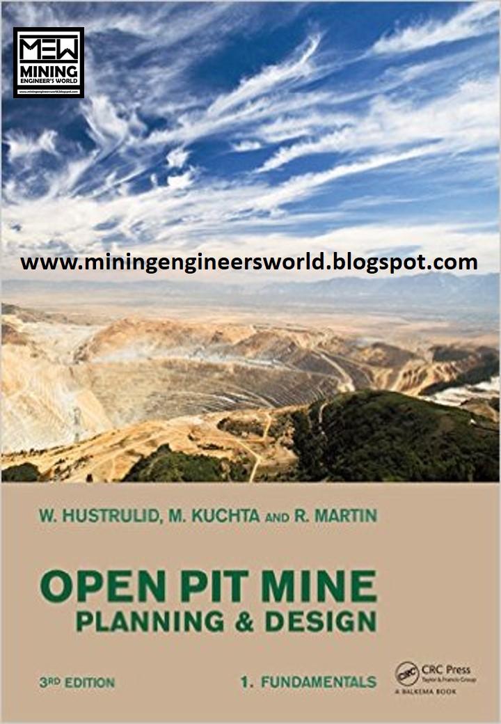 Open Pit Mine Planning Design Pdf