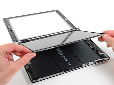 Thay màn hình ipad 3 chính hãng