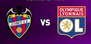 Resultado Levante vs Lyon champions 1-9-21