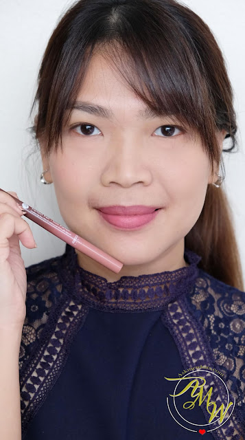 a photo of Absolute New York Perfect Pair Gradient Lip Duo in Rose Wood Review