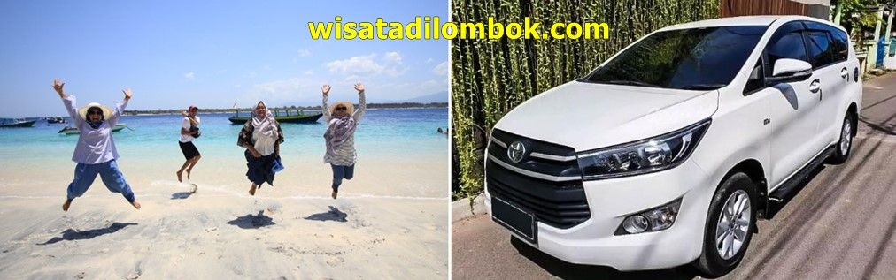 Harga Sewa Mobil Innova Lombok