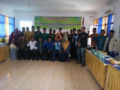 Bupati Batubara Harapkan Pemuda Islam Berperan Aktif Dalam Pembangunan