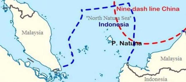 Soal China Klaim Natuna, Prabowo dan Luhut Satu Suara