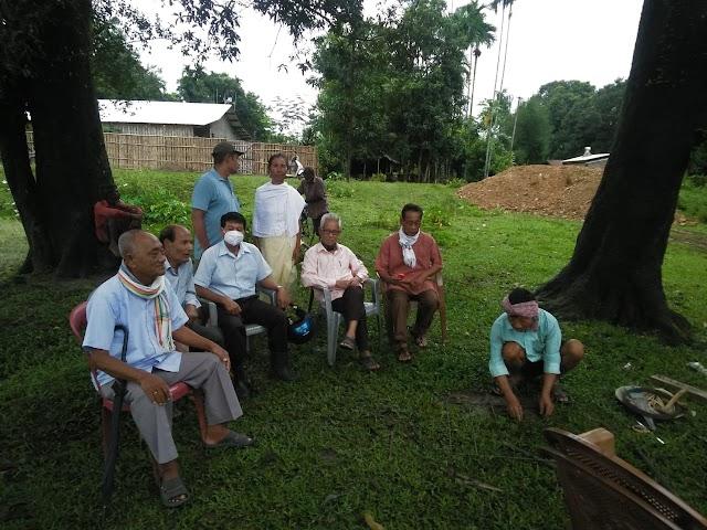 বরাক তম্পাক্কী  খোমজিনবা পাউ ৩১-০৭-২০২০