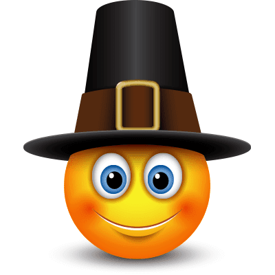 Pilgrim Smiley