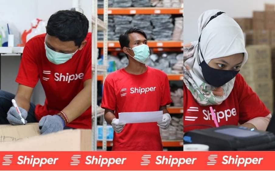 Loker Semarang Warehouse Supervisor, Staff Gudang, & Admin di PT Shippindo Teknologi Logistik Semarang