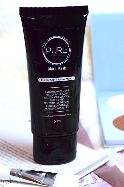 Pure Black Mask