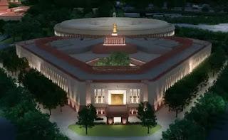 संसद के नए भवन का आज भूमिपूजन, PM मोदी करेंगे शिलान्यास