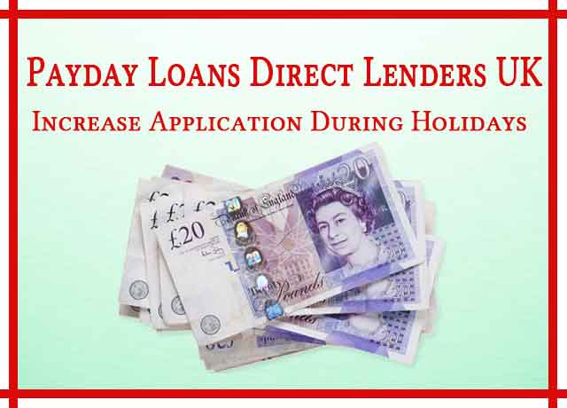 Payday Loans Direct Lenders UK