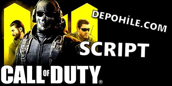 Call of Duty Mobile v1.0.17 Hemlock Script Wallhack Hile 2020