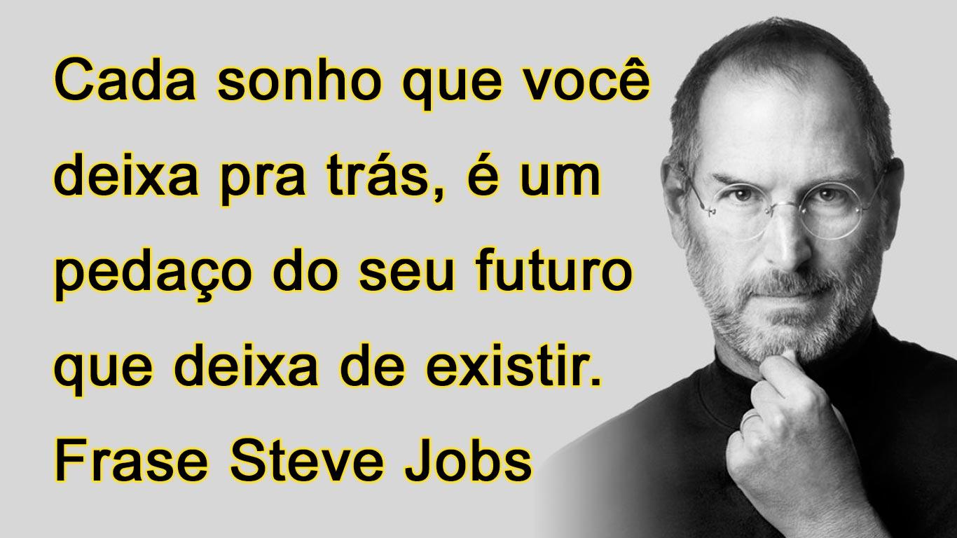 Steve Jobs Frases E Pensamentos Frases Famosas
