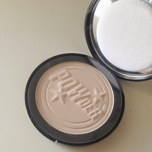 Soap And Glory One Heck Of A Blot Powder Review