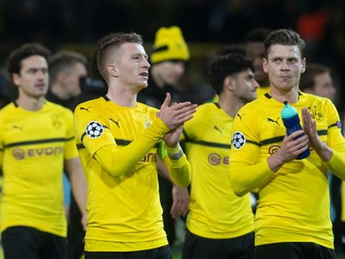 Reus bỏ lỡ cơ hội khó tin, Dortmund mất ngôi đầu bảng 1