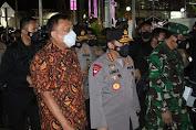 Kapolri Listyo dan Gubernur Olly Jamin Keamanan Jumat Agung dan Paskah di Sulut