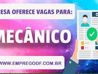 Emprego para Mecânico com conhecimento em Empilhadeira com salário de R$ 2.000,00