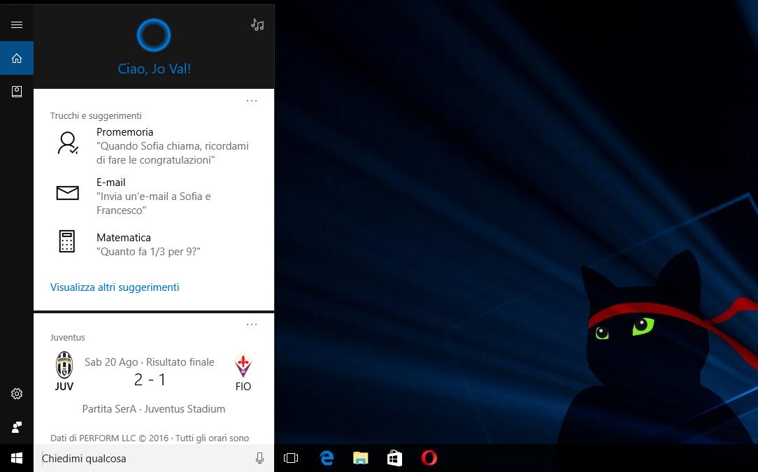 Jo Val - Come aggiungere più percorsi di File per la Ricerca di Cortana in Windows 10 - HTNovo