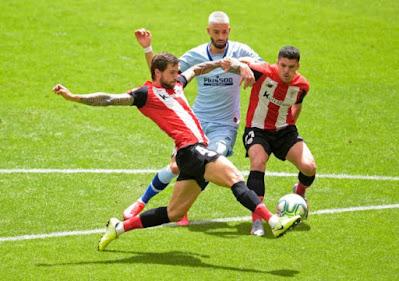 Video Bilbao 1-1 Atletico Madrid: Giằng co nghẹt thở, rực lửa 2 phút 2 bàn