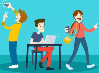 Berani Tantang Diri Sendiri Menjadi Anak Millennial Bermanfaat
