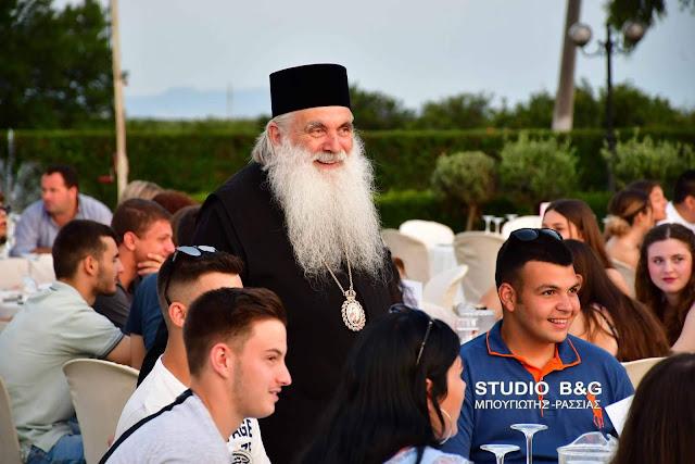 Ο Μητροπολίτης Αργολίδας μιλάει για τη σχέση της νεολαίας με την Εκκλησία (βίντεο)