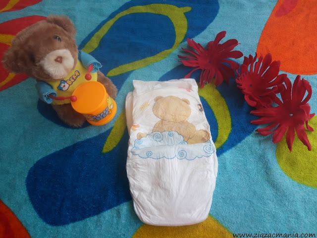 Bambo Nature Diapers Ingredients