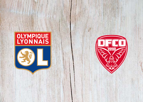 Olympique Lyonnais vs Dijon -Highlights 28 August 2020