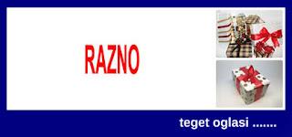 22 - (OSTALO) TEGET OGLASI