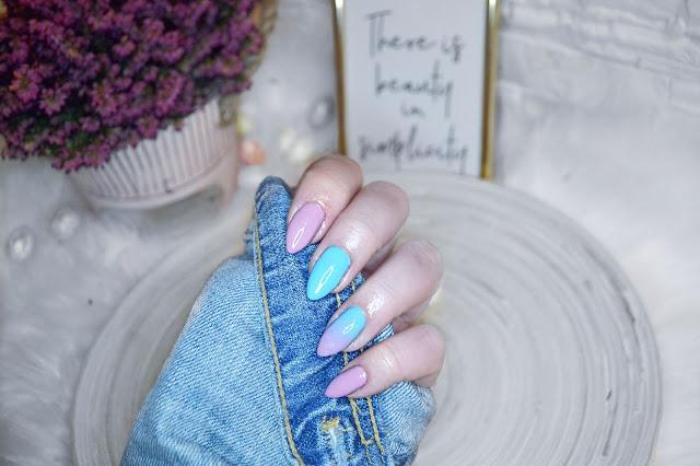 inspiracja na manicure wiosenny