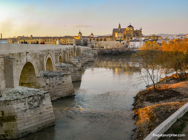 Ponte Romana e Mesquita de Córdoba, Andaluzia