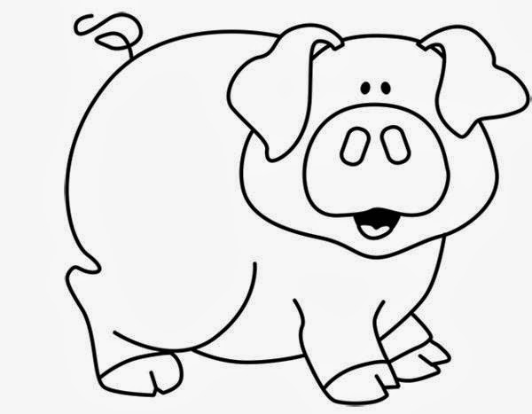 Maestra De Infantil Animales Domésticos Para Colorear