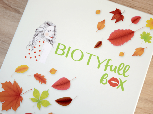 Biotyfull Septembre 2016 : La Box Naturelle fête ses 1 an ! - Bérengère in Wonderland