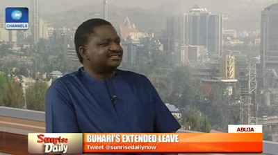 I Don't Need To Speak To Pres Buhari Directly To Authenticate His Health Status - Femi Adesina Says