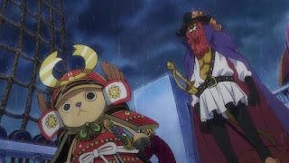 ワンピースアニメ ワノ国編   チョッパー かわいい   Tony Tony Chopper    ONE PIECE   Hello Anime !